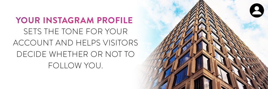 setting-up-your-instagram-profile