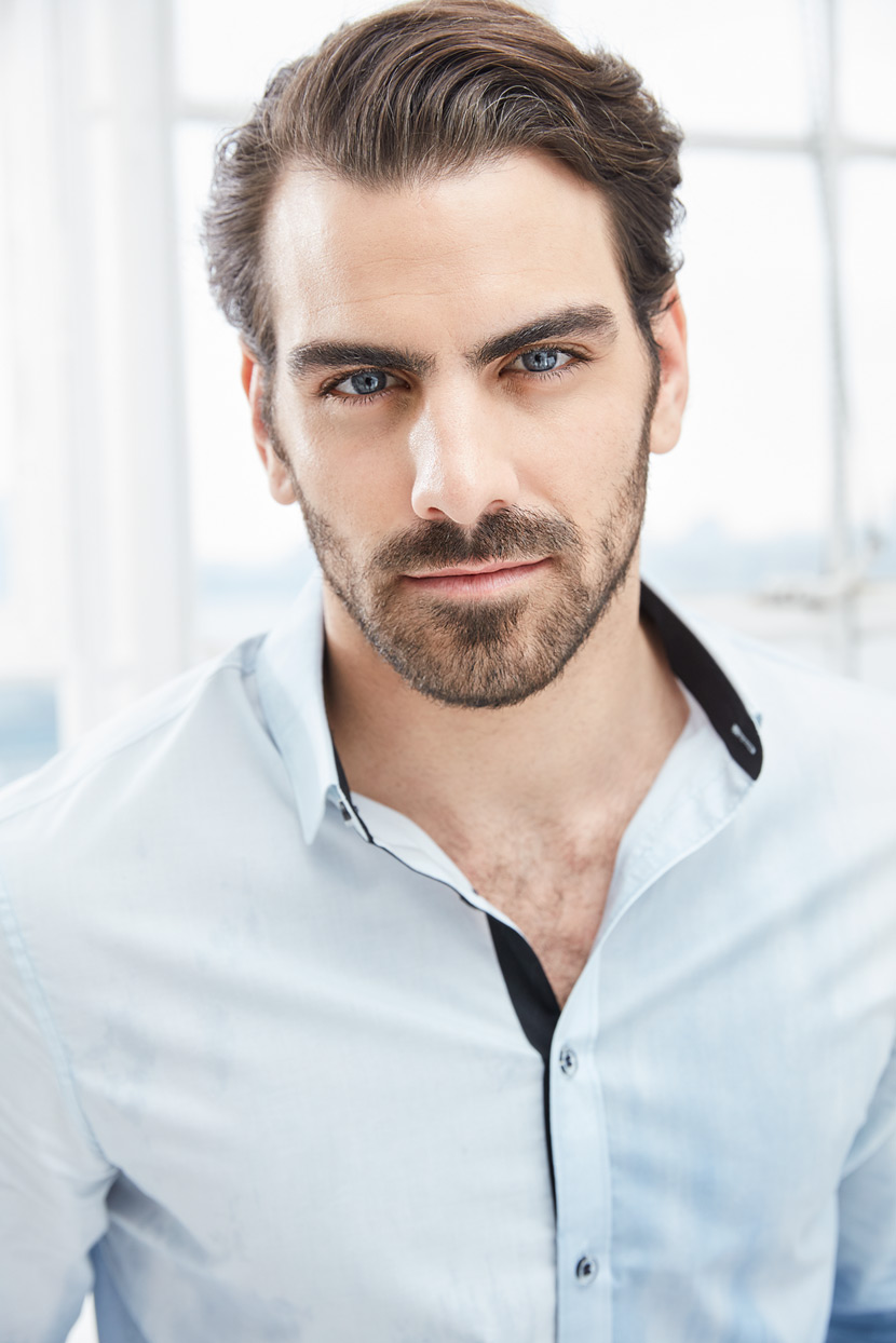 About — Nyle DiMarco