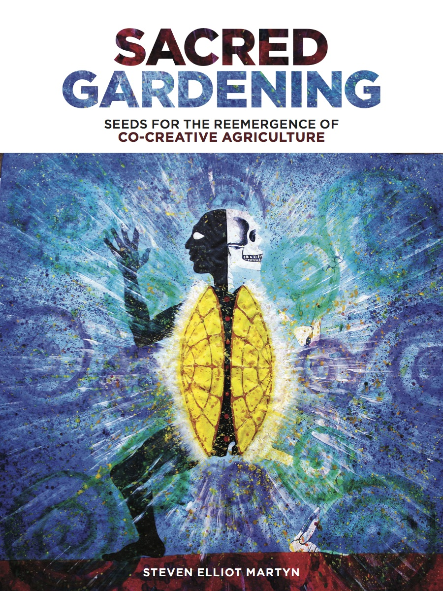 Limited-time offer from Steven Martyn: - Ancestral Health Radio listeners receive an exclusive $5.00 off Steven's newest book Sacred Gardening: Seeds for the Reemergence of Co-Creative Agriculture with coupon code: sacredgardening (offer good through June 6th, 2017).