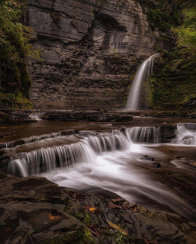 Eagle Cliff #eaglecliff #eagleclifffalls #waterfall #waterfalls #longexposurephotography #longexposure #nikonphotography #landscapephotography #montourfalls