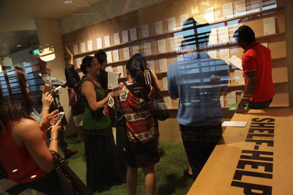studioKALEIDO - Shelf Help, 2013.JPG