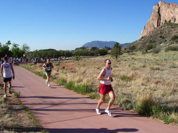 Running the Garden of the Gods 10