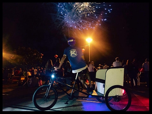 We have teamed up with Newcastle City Councilto bring back our free bicycle valet service for NYE 2018. Ride your bike in and leave it with our valet at Lynch's Hub. We'll hang on to it for you until after the fireworks. We have limited capacity so click the button below to pre-book your spot.