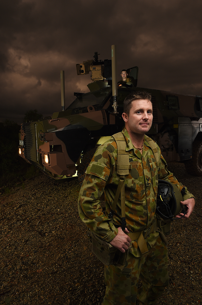 (Photo Mark Jesser) Bandiana. 