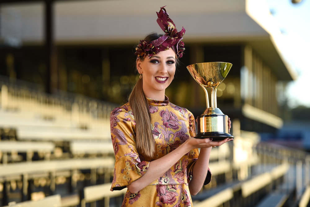 (Photo Mark Jesser) Albury Racecourse. 