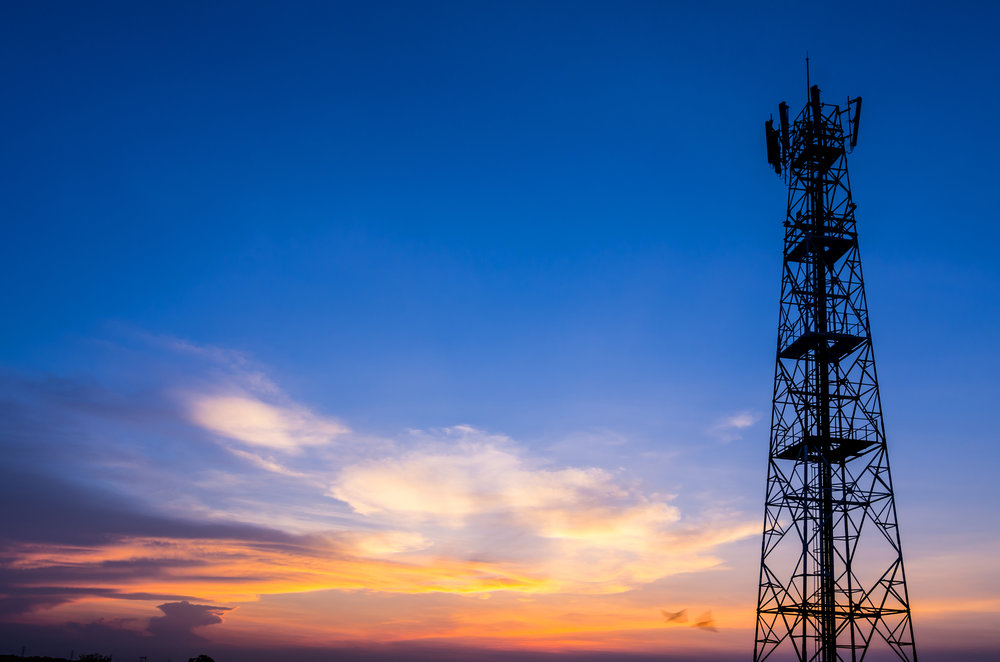 4,000,000 Cell Towers Worldwide, 200,000 in US