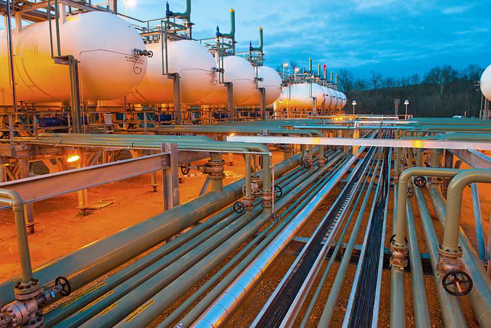 2,500,000 Miles of Pipeline in US