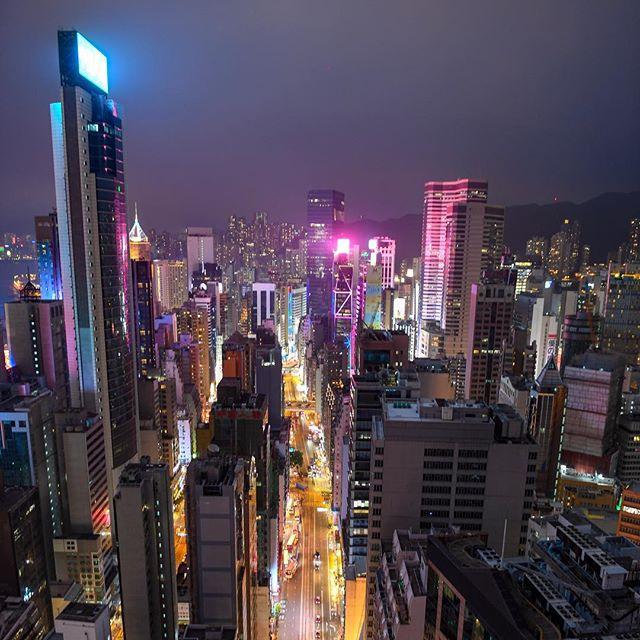 Hong Kong 🇭🇰 Nights
