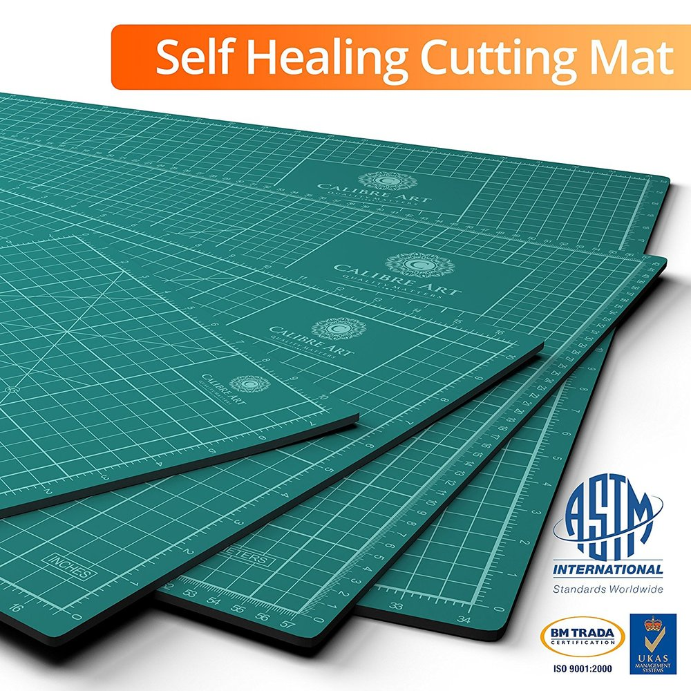 Calibri art mat Giveaway Value $34.99 - Many thanks to Calibri for a giveaway everyone needs.... a self healing cutting mat, 12 x 18, a perfect size for workshops and coffee mornings at a friend's place. To enter please click the rafflecopter link. This link will only last for one day. It will go live on October 3rd and finish on October 4th.