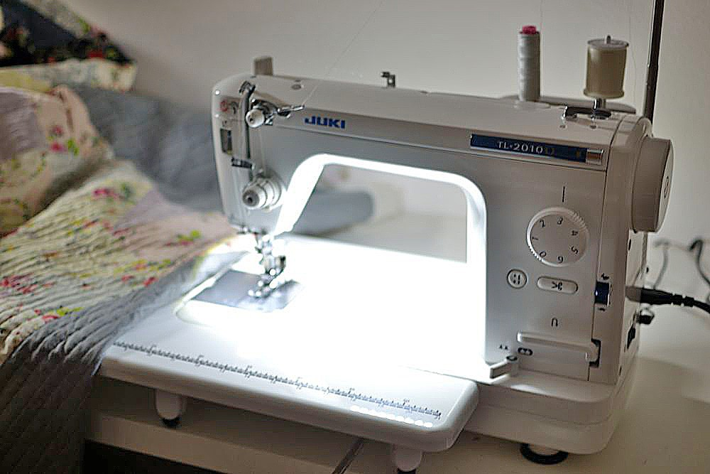Inspired LED sewing machine light giveaway -
