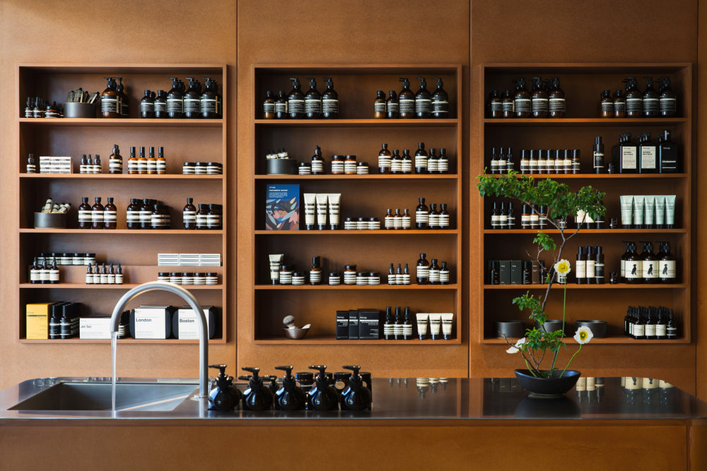 Aesop Department at Sans