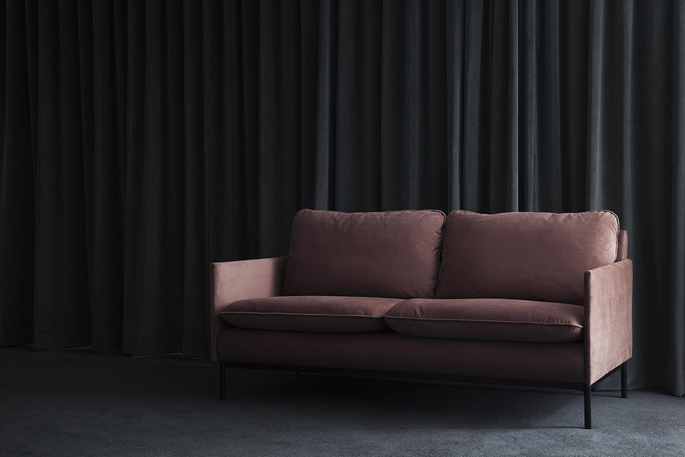 Hope Two Seater Sofa