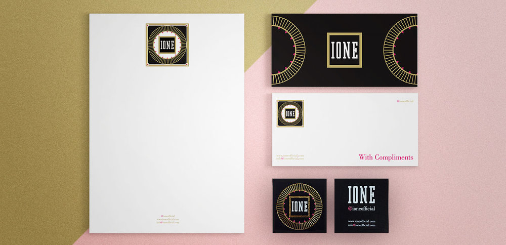 IONE stationary