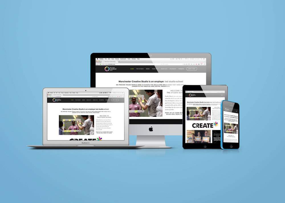 Mcr Creative Studio   -  Website Design &    Development & Banner Design