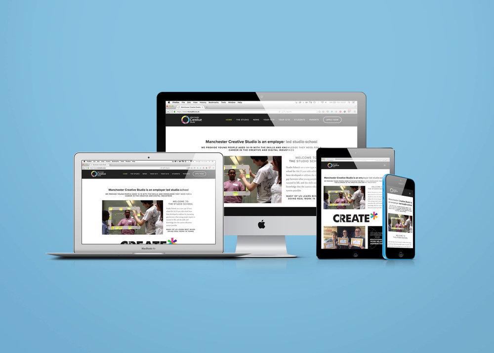 Mcr Creative Studio - Website Design & Development & Banner Design