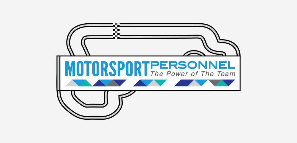 Motorsport P   -  Logo Design, Stationery, Pattern Design, Bespoke Paper