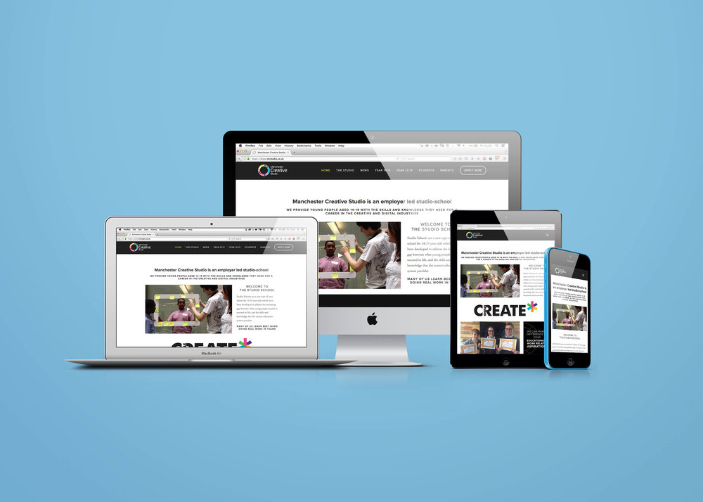 Art College     -  Website Design & Development & Banner Design