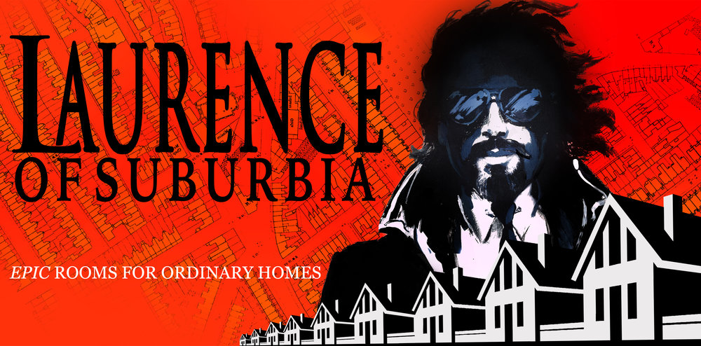 FormatZone – Laurence of Suburbia Banner