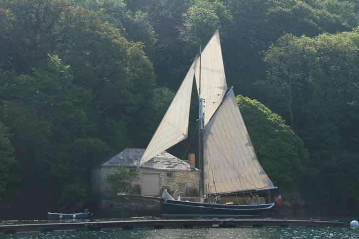 Hesper Working Sail Pilot Cutter