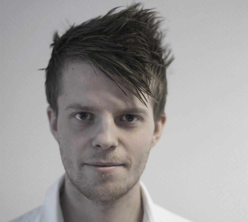 Daniel Joachim H. Kleiven - Kommunikasjonsleder i Lagetjoachim@nkss.no