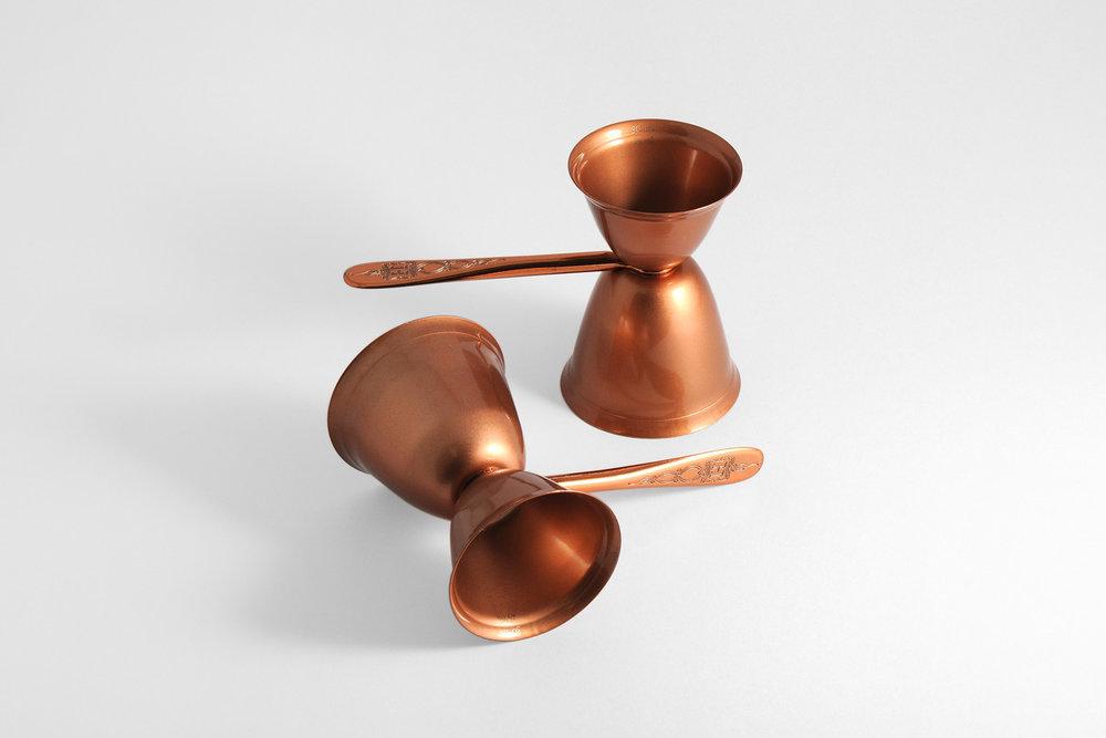 Brand ambassador utensils