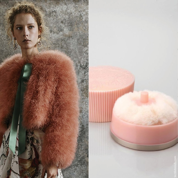 Powder Puff | Images:  Erdem  |  Paul and Joe