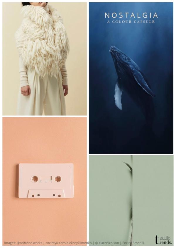 Nostalgia Colour Capsule AW19/19 // Images:  Coltrane Works  |  Aleksey Klimento  |  Clare Nicolson  |  Enrico Smerilli
