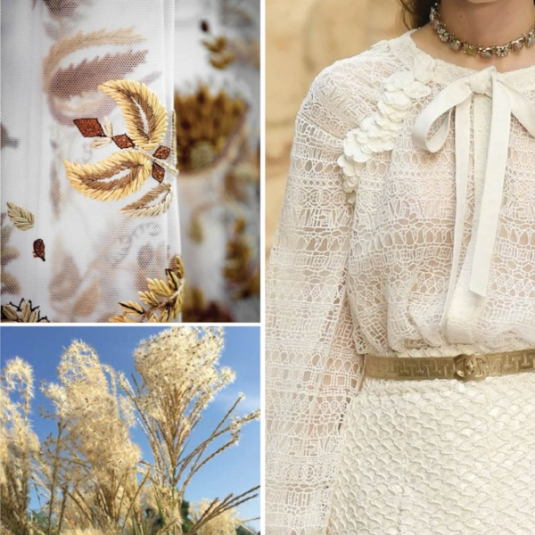 Images:  Dior Cruise 2018  |  Chanel  Resort 2018
