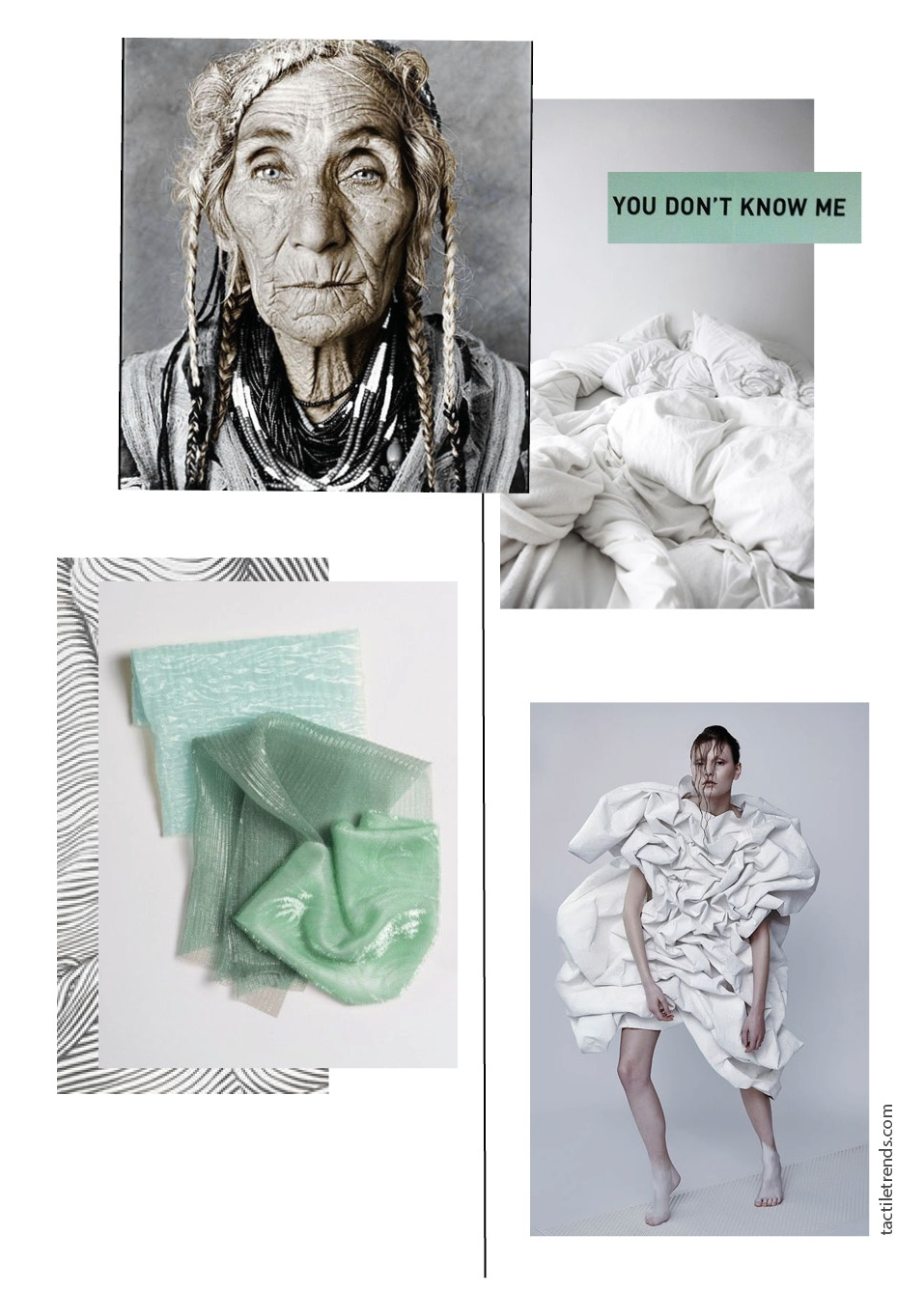Images Left to Right:  Pedro Saura   |  Itchban  |  Cedric Viollet   | Whitewash by  Alexandra Horgan