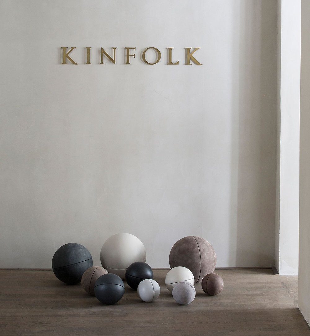 Close Contact     An exhibition at Kinfolk Gallery photographed by  Jonas Bjerre-Poulsen