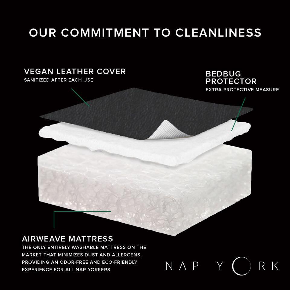 Image: Material Innovation at Nap York