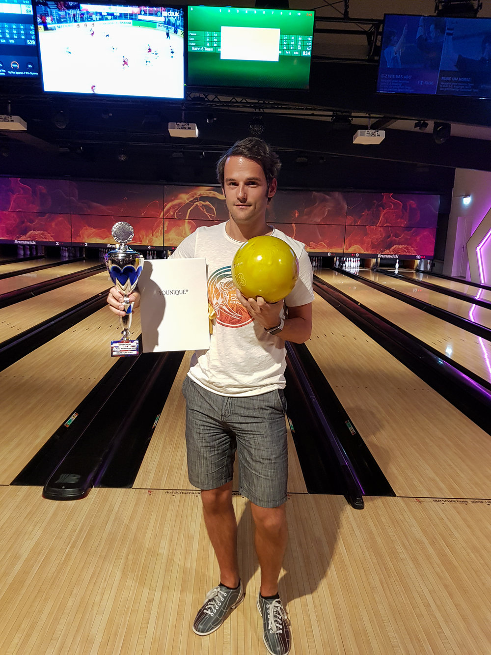 Bester Spieler: Marco Gian Schlatter (197 Punkte)