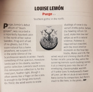 Prog Magazine [UK]    It often seems like a finger on the scales is enough to tip things into tumult