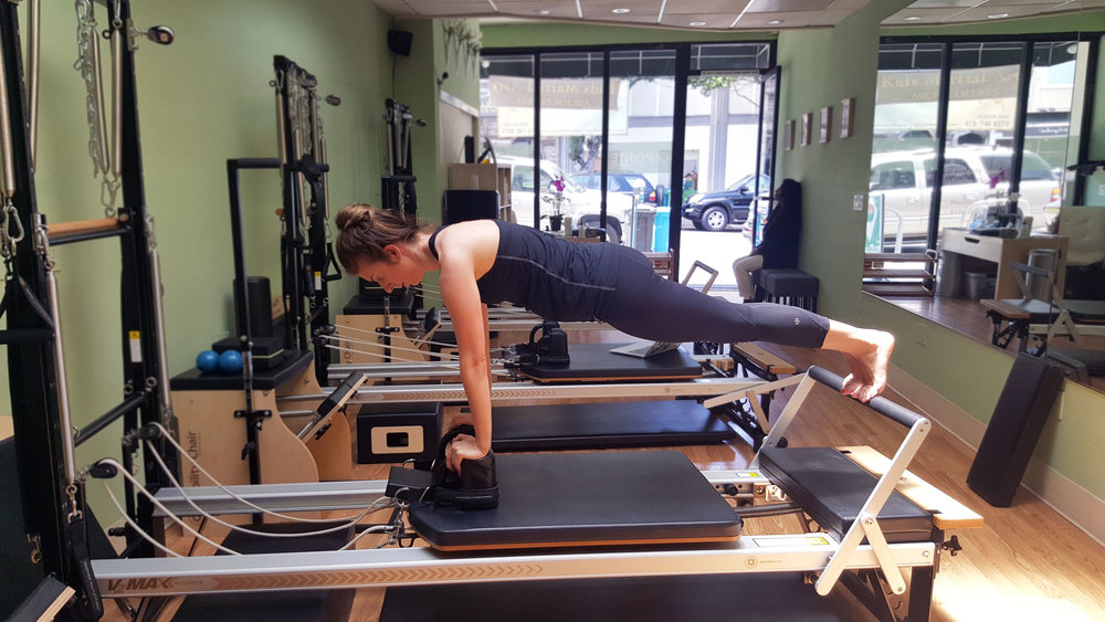Pilates for HIIT