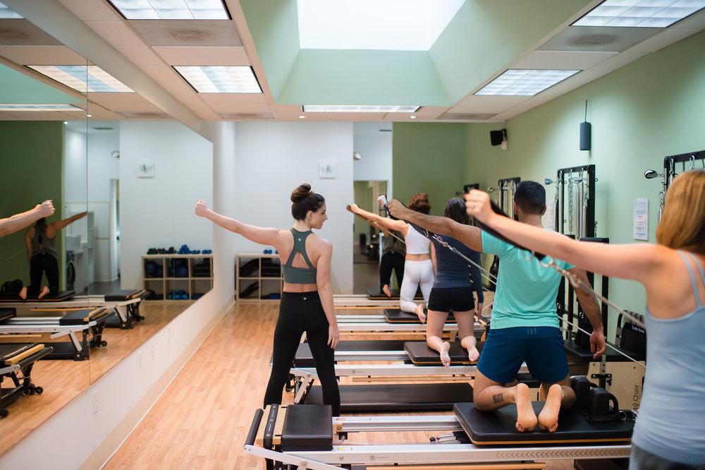 Copy of Pilates Classes
