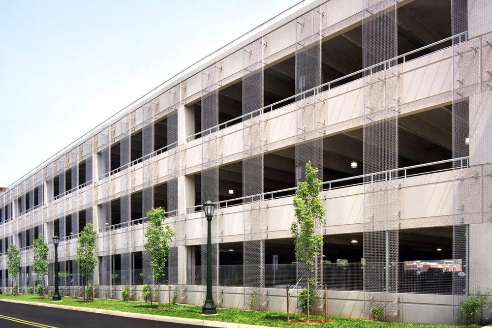 University of Virginia: Culbreth Road Parking Deck
