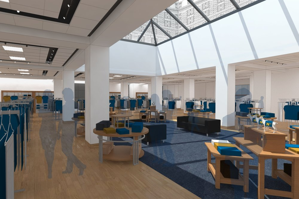 USNA: Midshipmen Store
