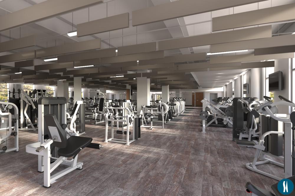 MITRE: Fitness Center