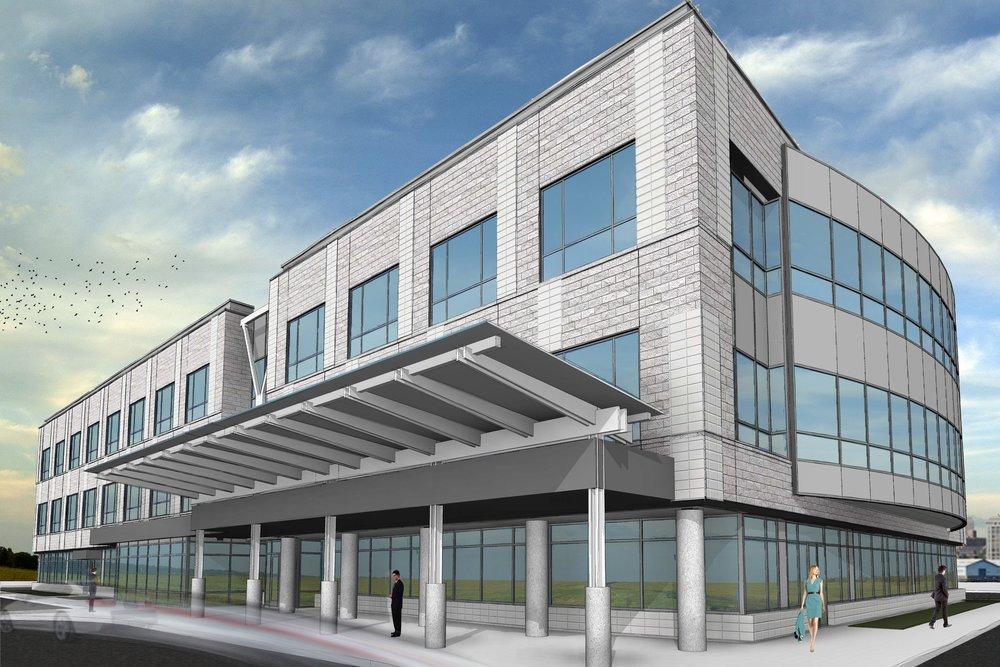 Judson Office Park Medical Plaza - Medical Office Building