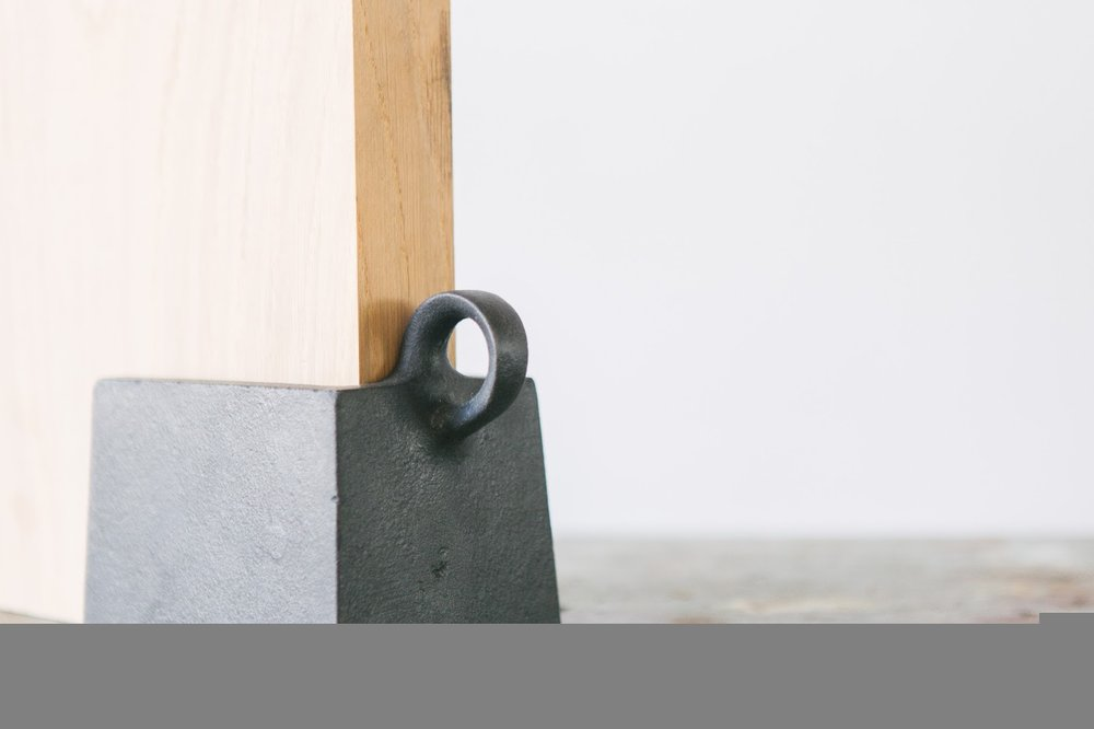 Nice BLACK CREEK MERCANTILE U0026 TRADING CO. || CAST IRON DOOR STOP