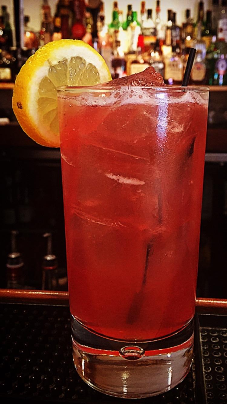Tula's specialty lemonade