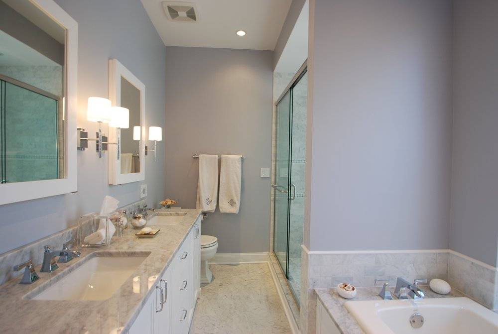 Master Bathroom Renovation Lakeview