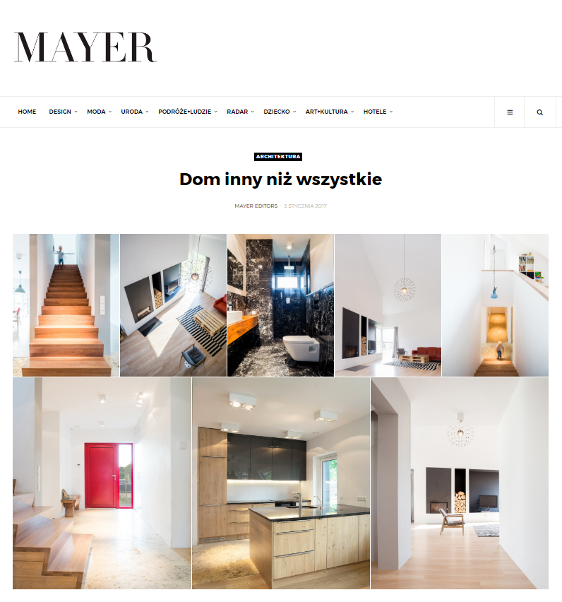MAYER Magazine (internet)