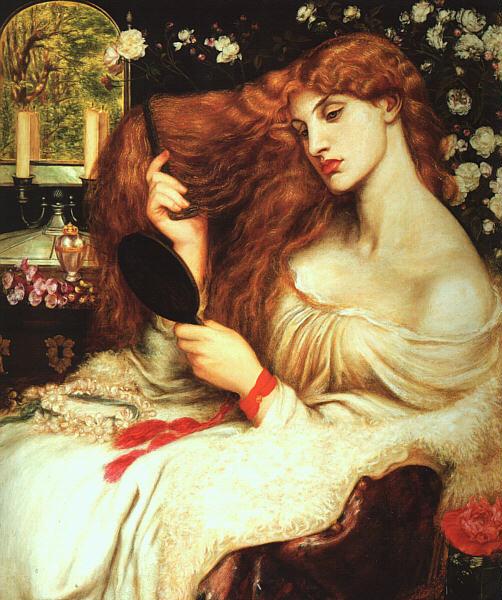 Dante Gabriel Rossetti, 1868
