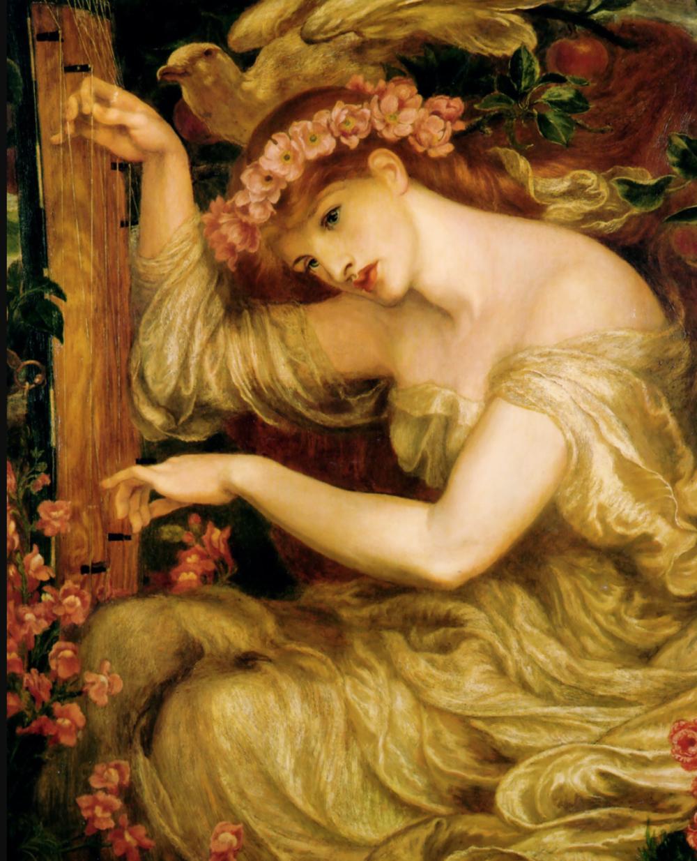 Dante Gabriel Rossetti, 1877