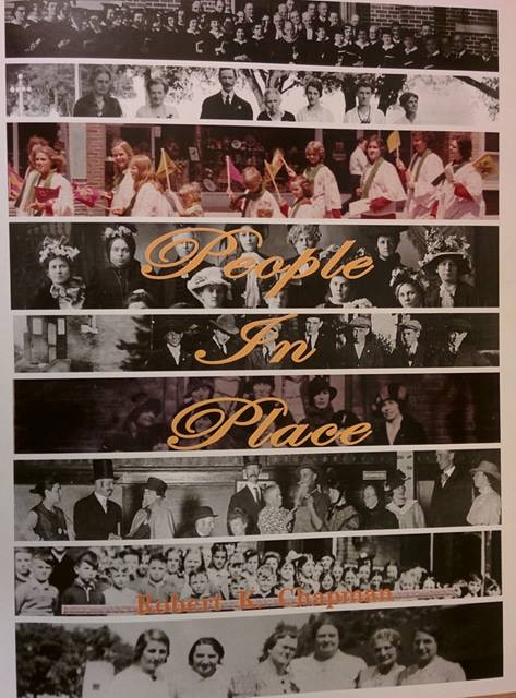 People in Place front cover