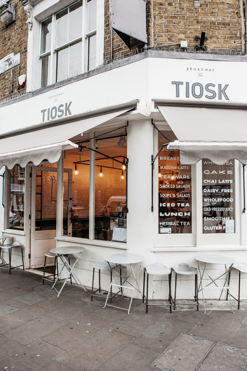 Rye London - Tiosk