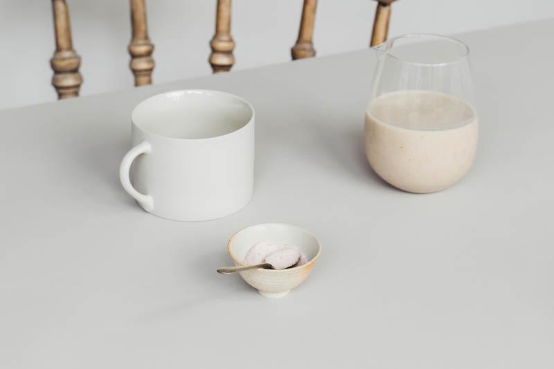 Coconut, Vanilla + Medjool Date Coffee Creamer  / Rye London