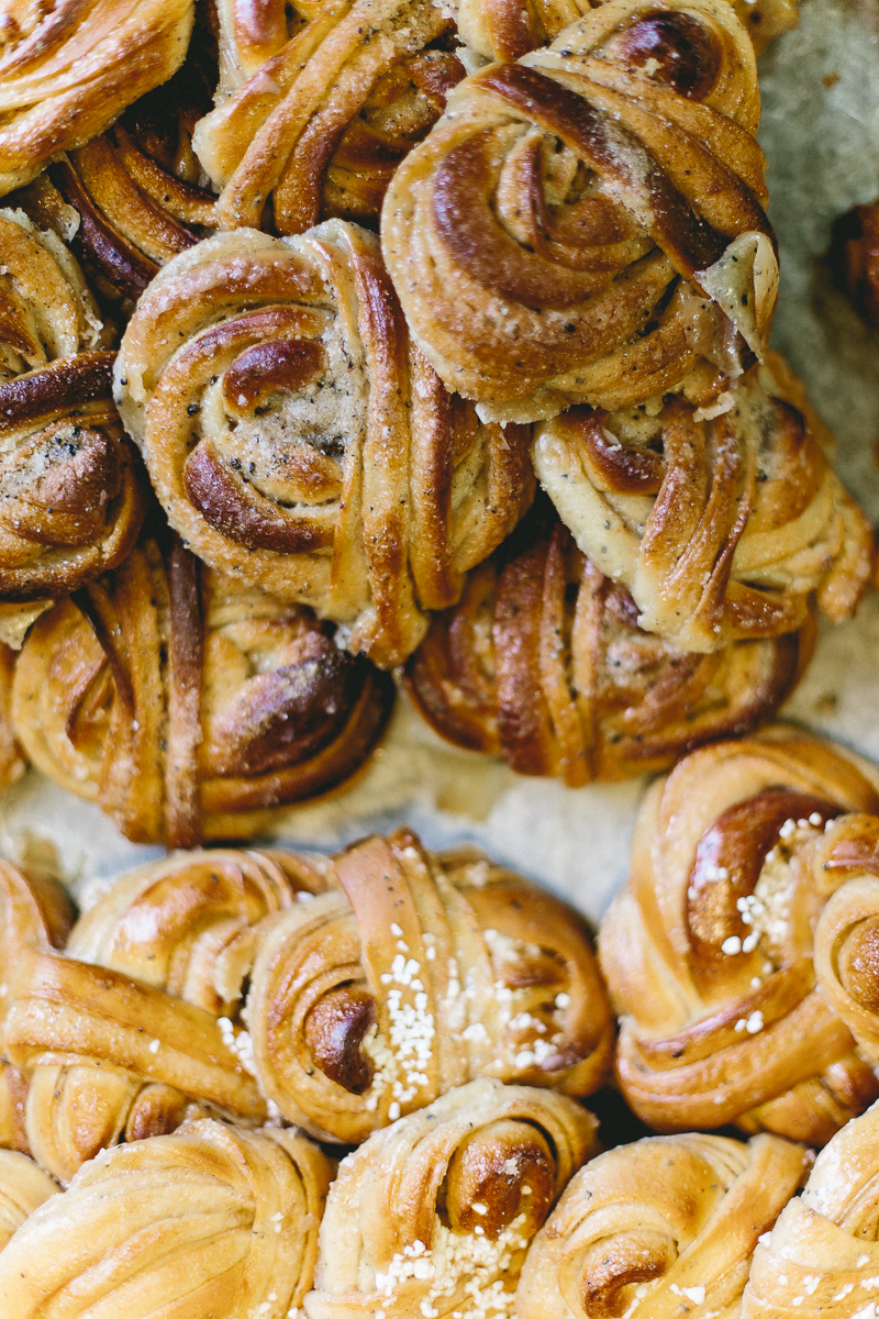 Lagom, Cinnamon Buns, and finding balance with Swedish 'fika' by Linnea Dunne