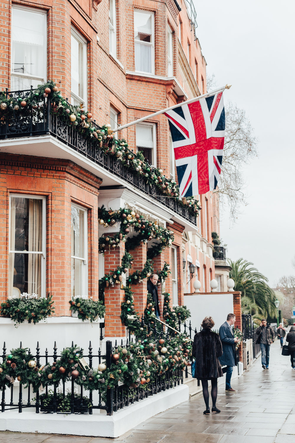 The Rye Christmas Guide to London + Some Festive Spirit